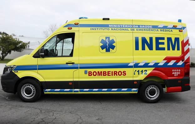 ambulancia INEM