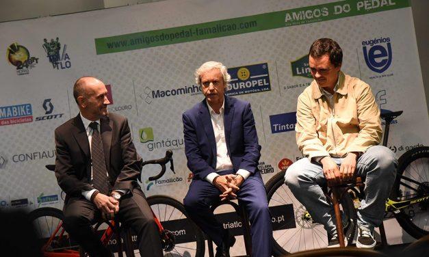 Amigos do Pedal trazem Open de Triatlo para Famalicão