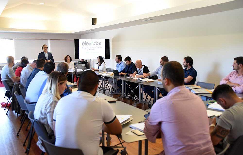 Elevador acelera startups em Famalicão