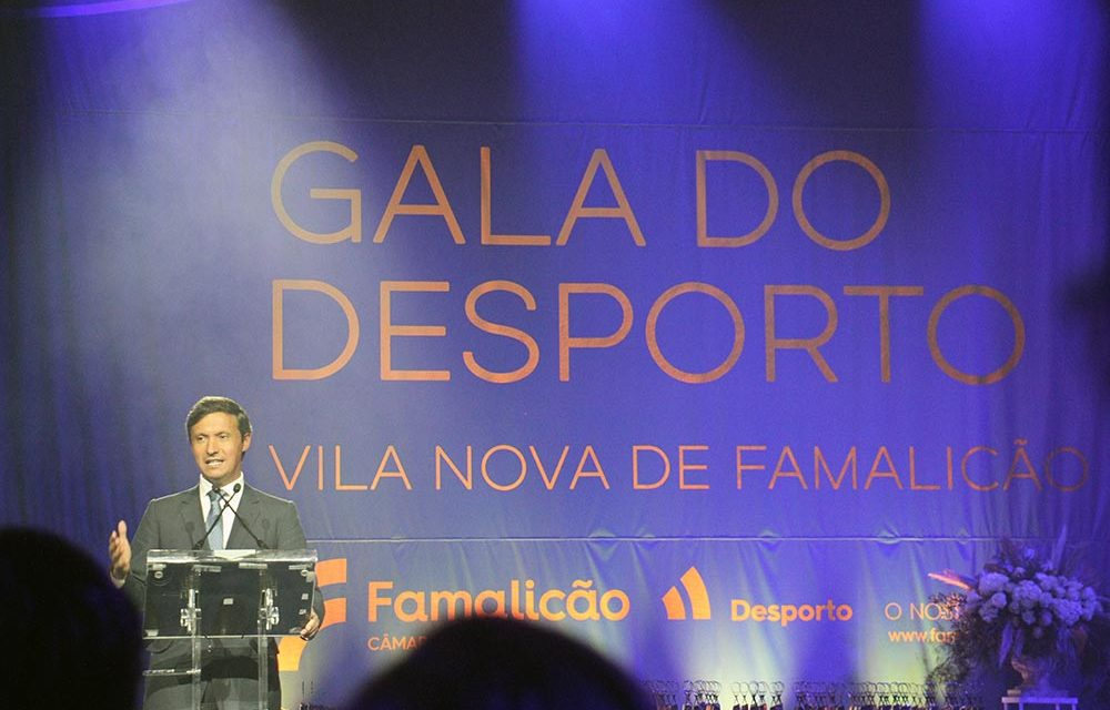 Video – Gala do Desporto coroou campeões de Famalicão
