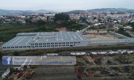 Video▶ Hotelar dá nova vida à Fábrica do Rio Vizela em Vila das Aves, Santo Tirso