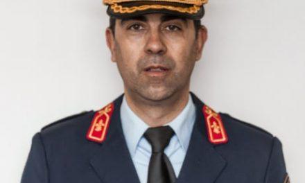 Bombeiros Voluntários de Famalicão tem novo comandante
