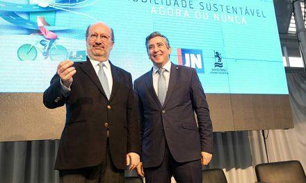 Video ▶ Ministro defende descarbonização total da mobilidade até 2050