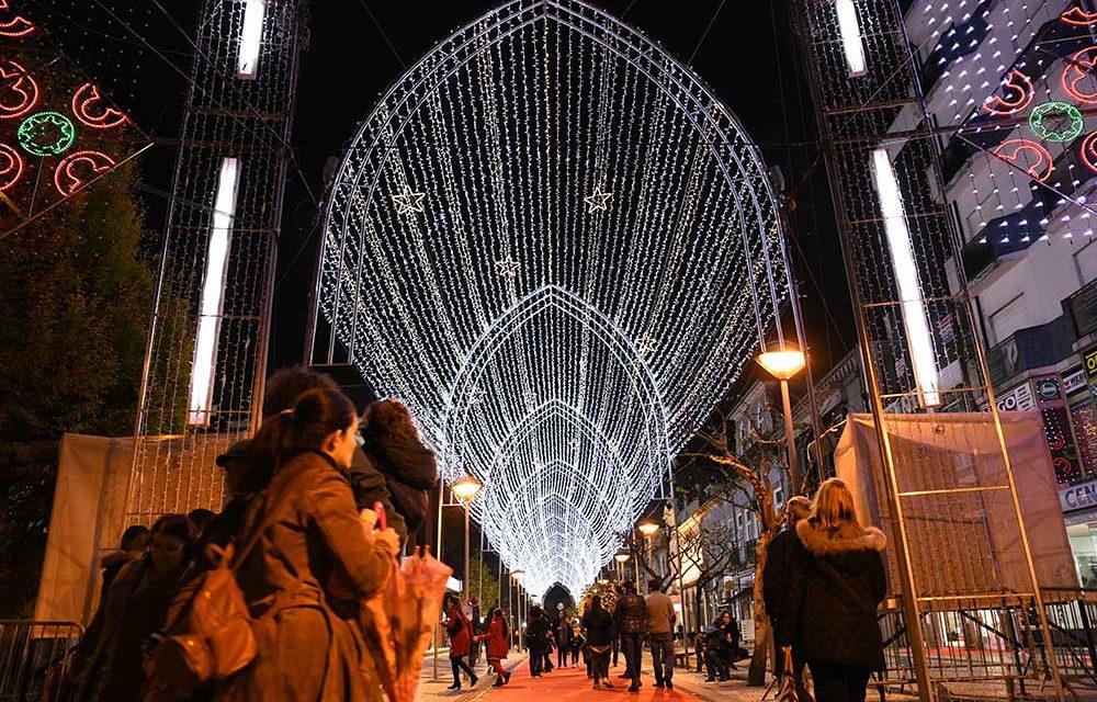 Natal em Famalicão começa a 22 de novembro
