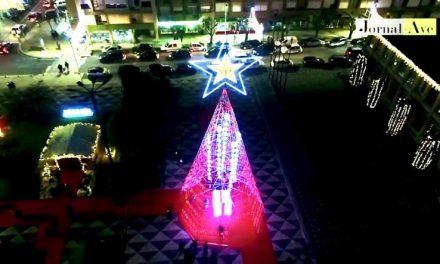 Vídeo – Natal em Santo Tirso