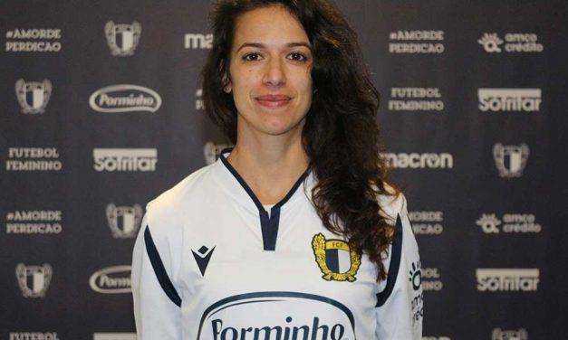 Solange Carvalhas assina pelo FC Famalicão