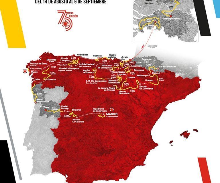 Volta a Espanha em Bicicleta passa em Famalicão e Santo Tirso