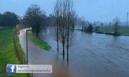 Nível de água do Rio Ave pode subir nas próximas horas