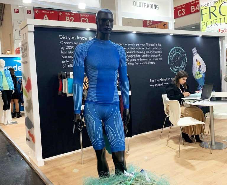 Empresas famalicenses na ISPO mostram têxtil inovador e sustentável