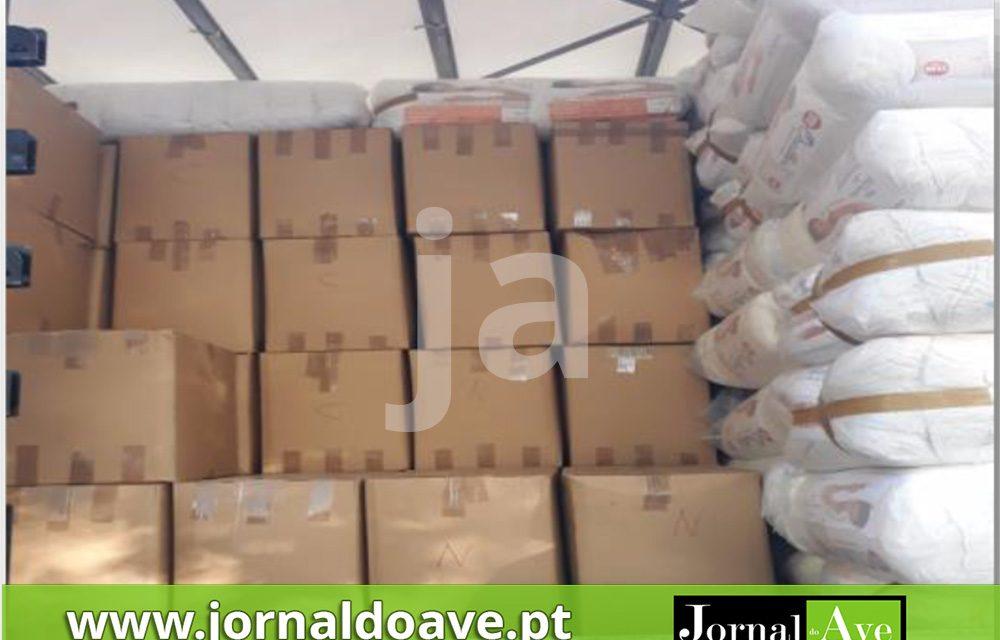 ASAE apreende 187.000 artigos contrafeitos em Famalicão e Barcelos
