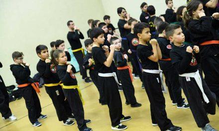 Educar a partir das artes marciais é ponto de honra da Associação Alex-Ryu-Jitsu