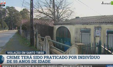 Prisão preventiva para alegado violador de Santo Tirso