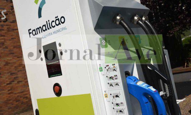 Famalicão duplica pontos de carregamento de carros elétricos