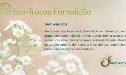 """""""Eco-Trocas"""" através do Facebook"""