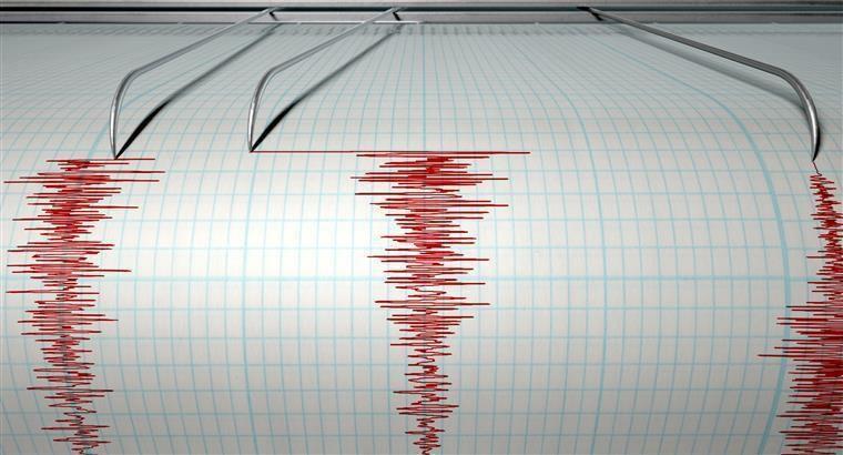 Sismo de 2,4 na escala de Richter sentido na região de Braga