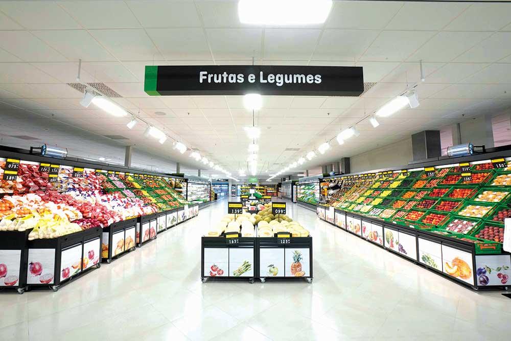 Mercadona—Secção-Fruta-e-Legumes-