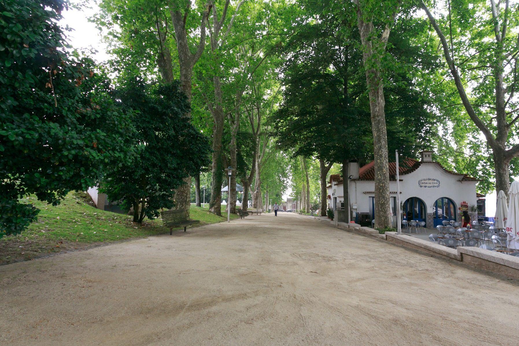 bazar d'artes e ofícios vai realizar-se no parque dona maria ii
